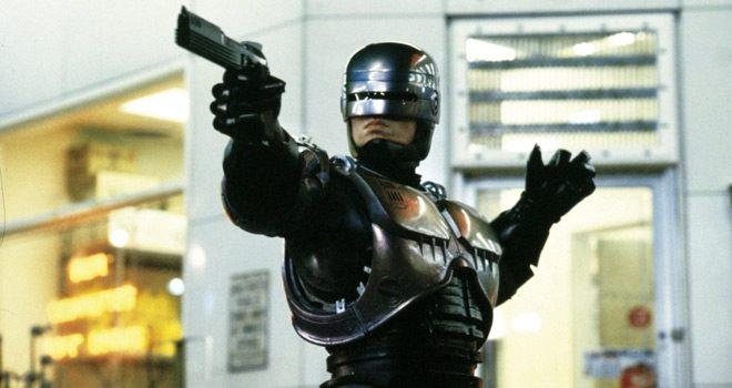 robo 1 - RoboCop - A Cyborg Icon 30 Years Later