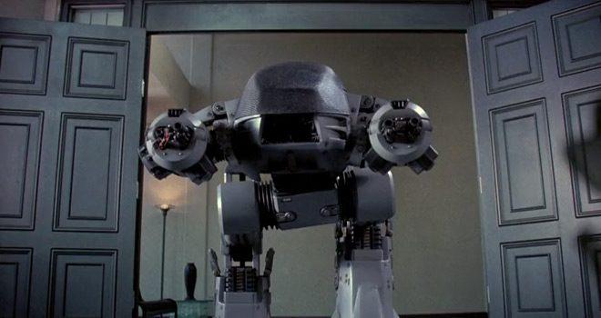 robo 2 - RoboCop - A Cyborg Icon 30 Years Later