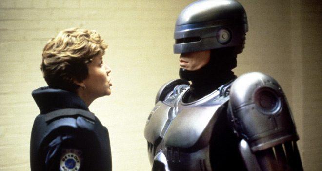 robo 3 - RoboCop - A Cyborg Icon 30 Years Later
