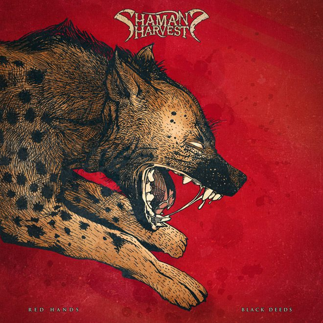 shamans album - Shaman's Harvest - Red Hands Black Deeds (Album Review)