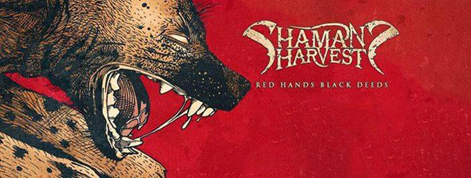 shamans slide - Shaman's Harvest - Red Hands Black Deeds (Album Review)