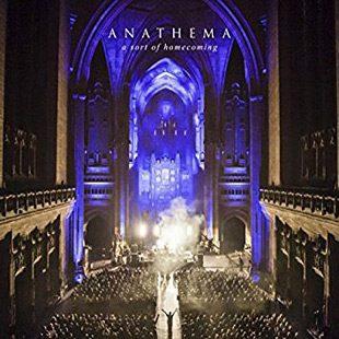 sort of - Interview - Danny Cavanagh of Anathema