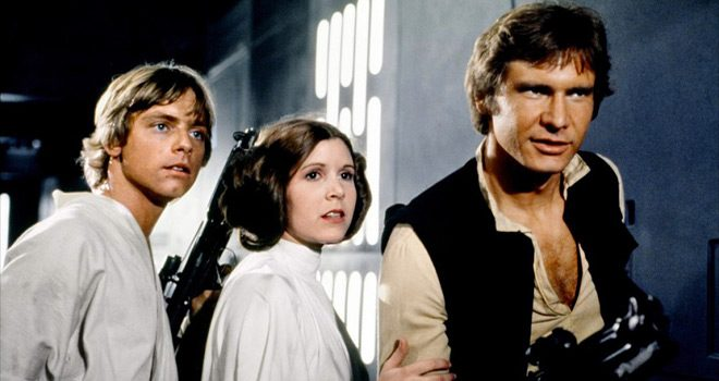 star 3 - Star Wars - The Cultural Phenomena 40 Years Later