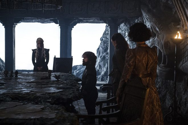 storborn 3 - Game of Thrones - Stormborn (Season 7/Episode 2 Review)