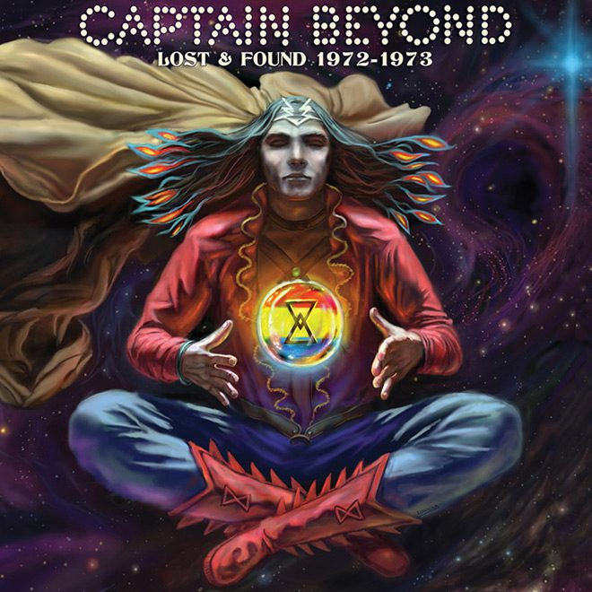 Captain Beyond Lost and Found - Interview - Bobby Caldwell
