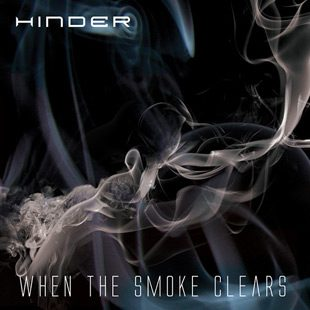 Hinder When The Smoke Clears cover - Interview - Marshal Dutton of Hinder