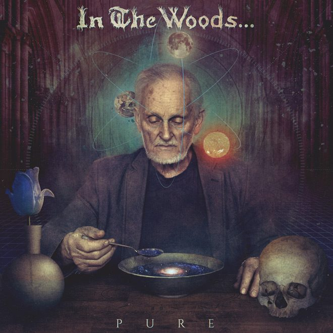 In the Woods... Pure - Interview - James Fogarty & Anders Kobro of In The Woods . . .