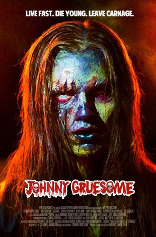 Johnny Gruesome movie poster - Interview - Robby Takac of Goo Goo Dolls Talks Life On The Road