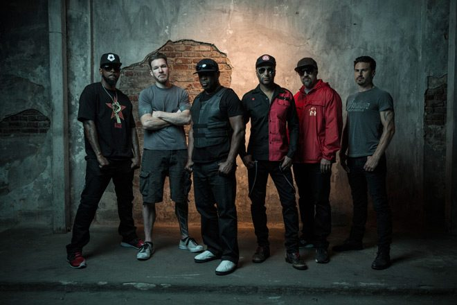 ProphetsOfRage PublicityPhoto Credit TravisShinn General2 - Interview - B-Real of Cypress Hill & Prophets of Rage
