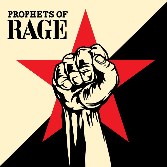 Prophets of Rage ALBUM FNL 01 - Interview - B-Real of Cypress Hill & Prophets of Rage