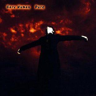 Pure Gary Numan album   cover art - Interview - Gary Numan