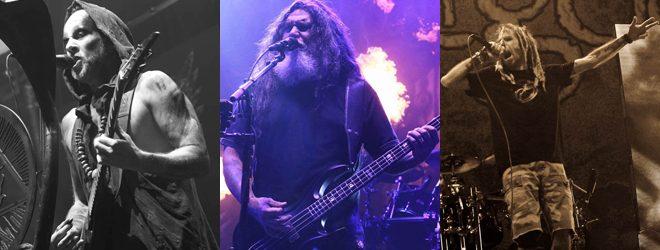 behemoth slayer log - Slayer, Lamb of God, & Behemoth Conquer Broomfield, CO 8-2-17