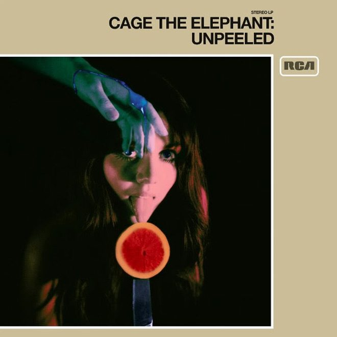 cage - Cage the Elephant - Unpeeled (Album Review)