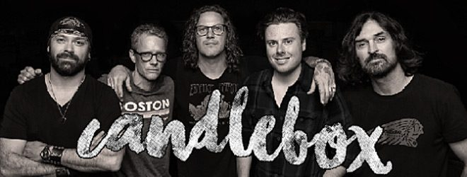 candlebox 2016 interview - Interview - Kevin Martin of Candlebox