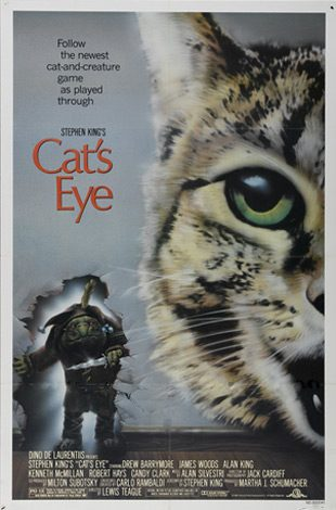 cats eye poster - Interview - Marshal Dutton of Hinder
