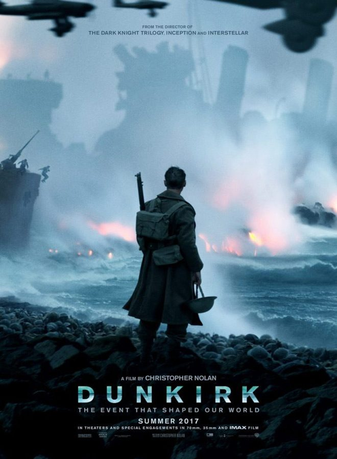 dunkirk poster - Dunkirk (Movie Review)