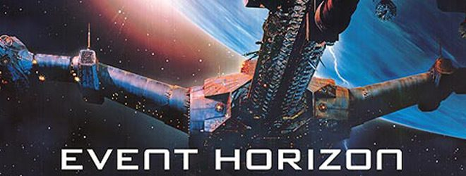 event slide - Event Horizon - 20 Years In The Black Hole
