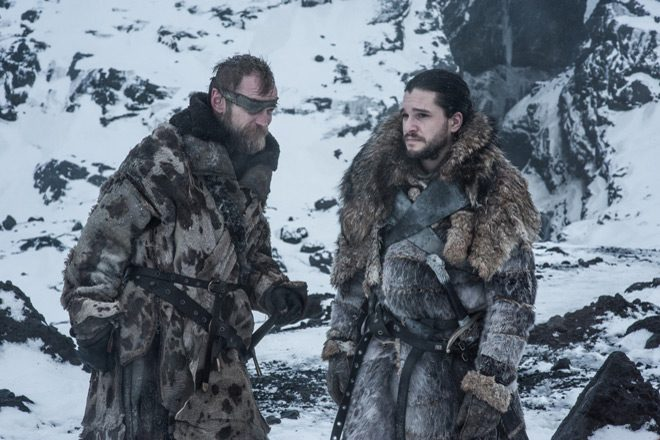 games 3 - Game of Thrones - Beyond the Wall (Season 7/ Episode 6 Review)