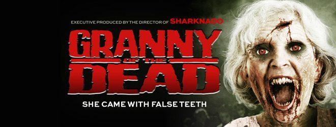 granny slide - Granny of the Dead (Movie Review)