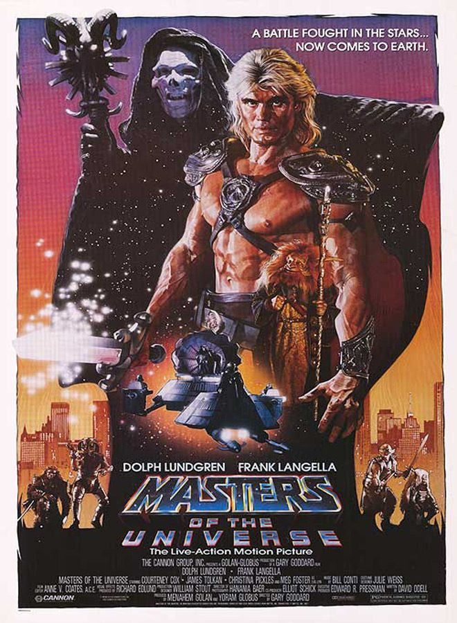 he man poster - Masters of the Universe Has the Power 30 Years Later