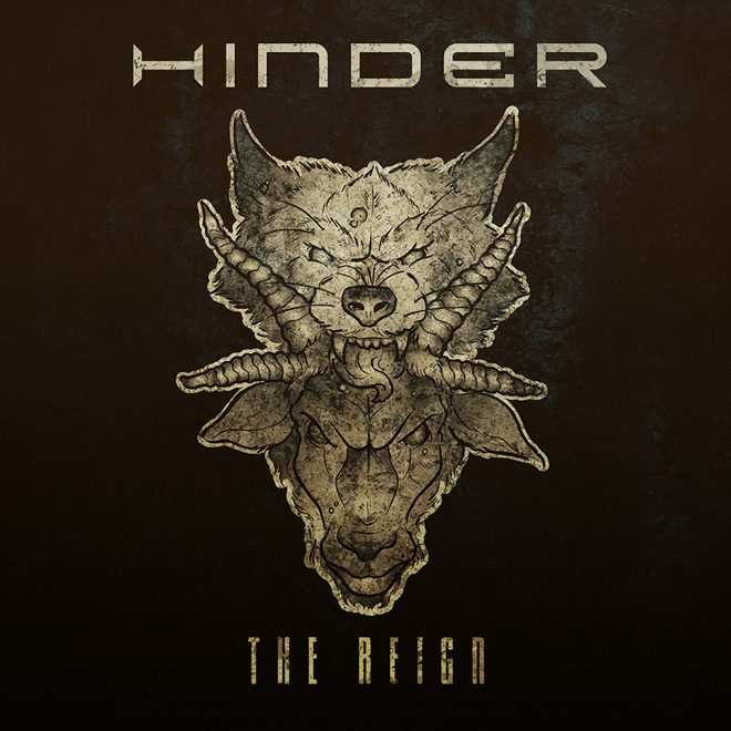hinder the reign - Interview - Marshal Dutton of Hinder