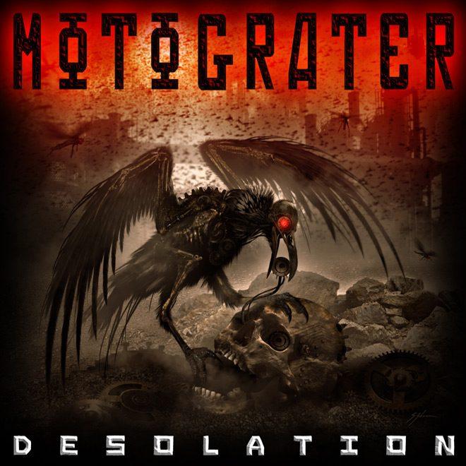 motorgrater album - Motograter - Desolation (Album Review)