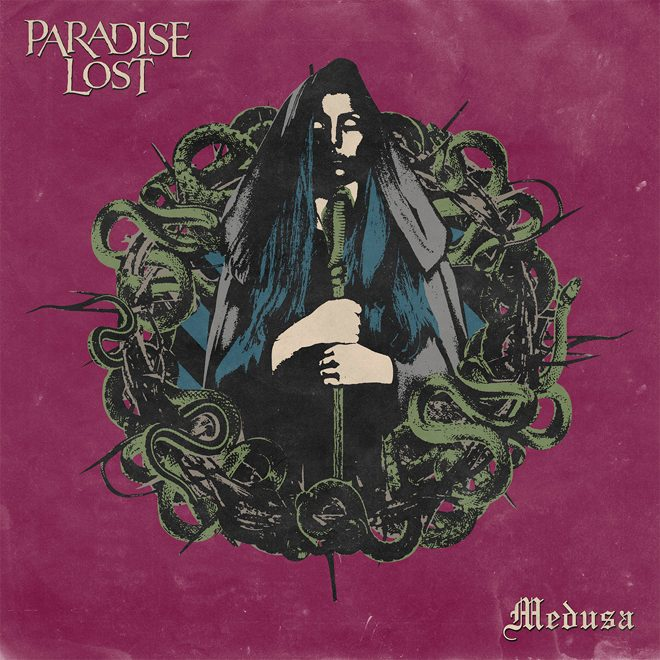 paradise lost medusa - Interview - Gregor Mackintosh of Paradise Lost