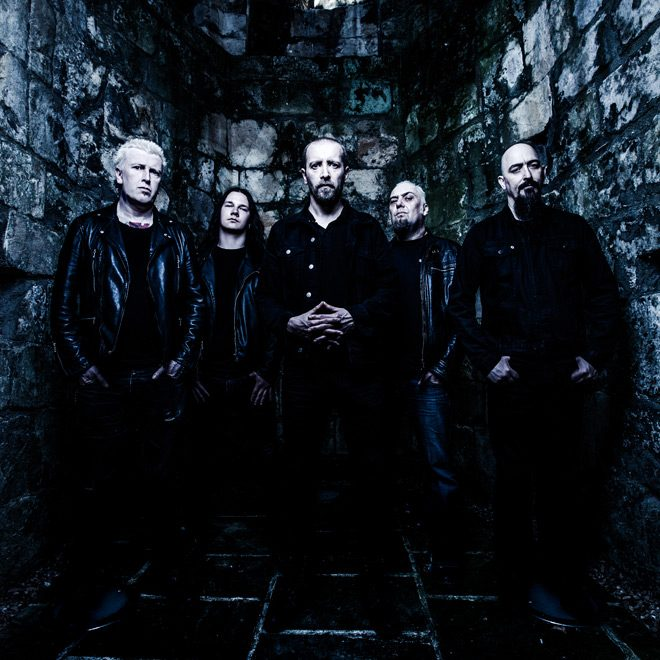 paradise - Interview - Gregor Mackintosh of Paradise Lost
