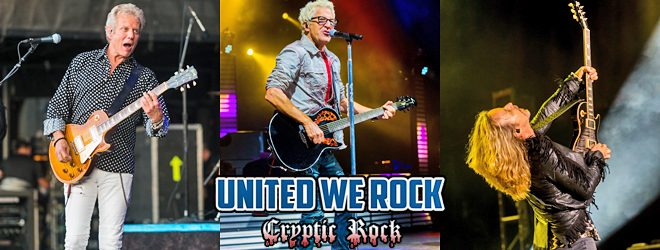 united we rock crypticrock - Styx, REO Speedwagon, & Don Felder Bring Rock Unity To Jones Beach, NY 8-16-17