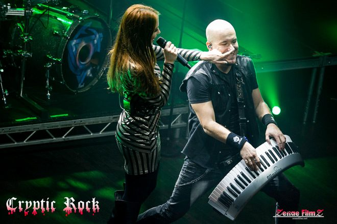 2016 12 02 Epica WebsterHall 150 - Interview - Simone Simons Talks Life In Epica