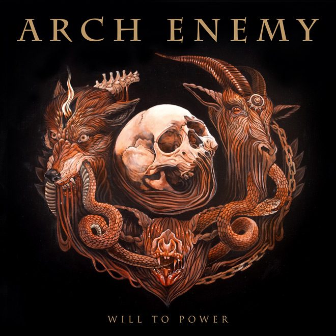 Arch Enemy   Will To Power - Arch Enemy - Will To Power (Album Review)