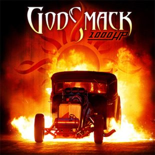 Godsmack 1000hp album cover - Interview - Shannon Larkin of Godsmack & The Apocalypse Blues Revue