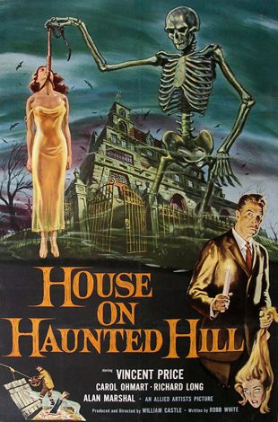 House on Haunted Hill - Interview - Cassandra Peterson Talks Elvira
