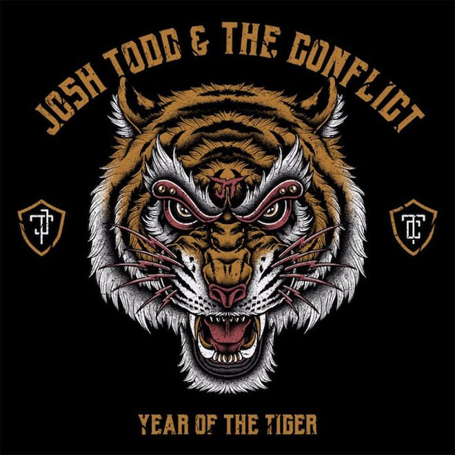 Josh Todd The Conflict Year of the Tiger - Interview - Josh Todd