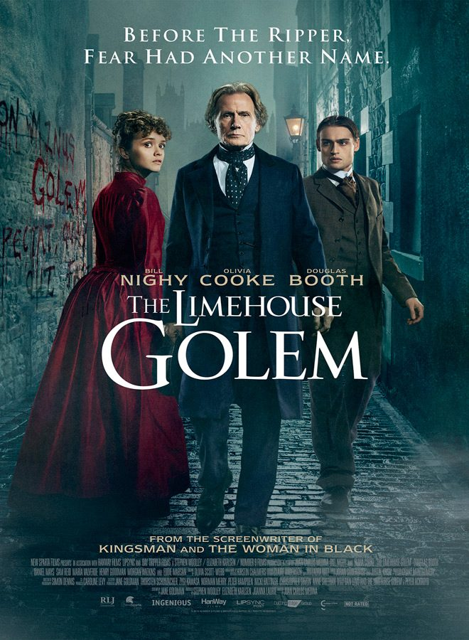 LIMEHOUSE GOLEM HIC - The Limehouse Golem (Movie Review)