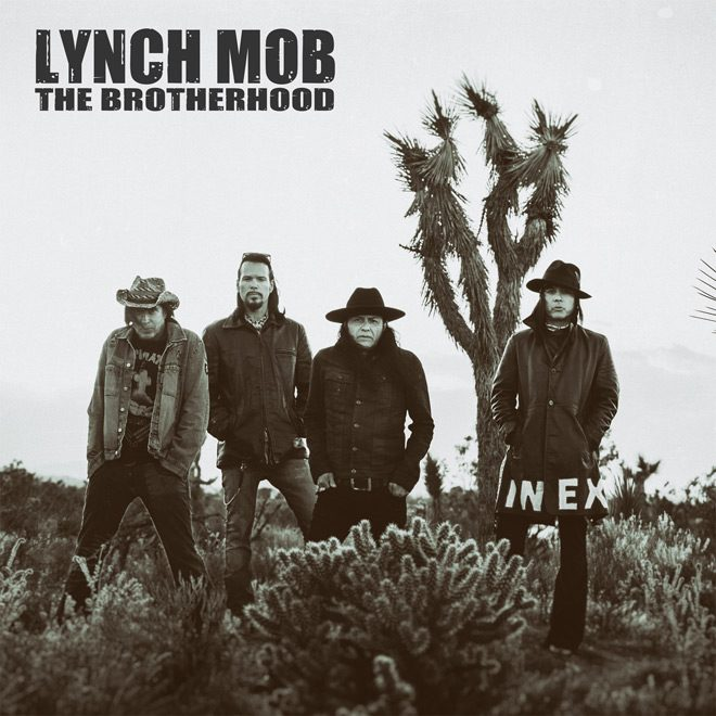 LYNCH ALBUM COVER - Interview - George Lynch