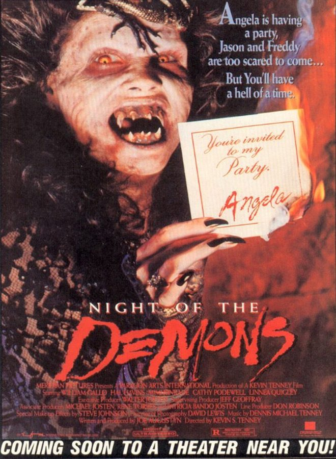 Night of the Demons 1988 7 - This Week in Horror Movie History - Night of the Demons (1988)