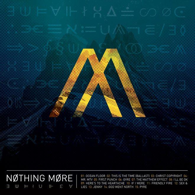 NothingMore CD - Interview - Jonny Hawkins Talks The Return of Nothing More
