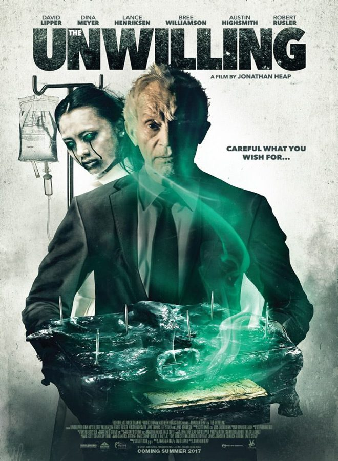 The Unwilling Poster 696x1024 - The Unwilling (Movie Review)