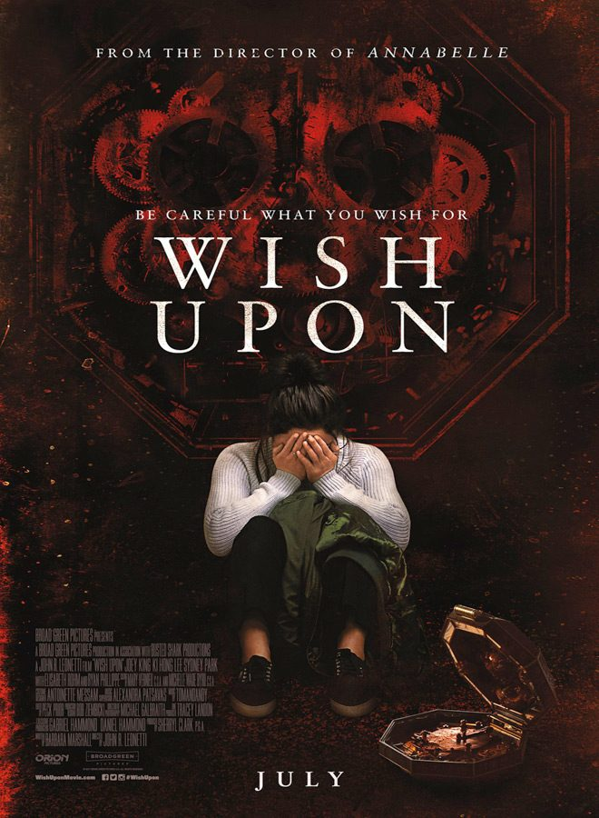 Wish Upon new poster - Wish Upon (Movie Review)