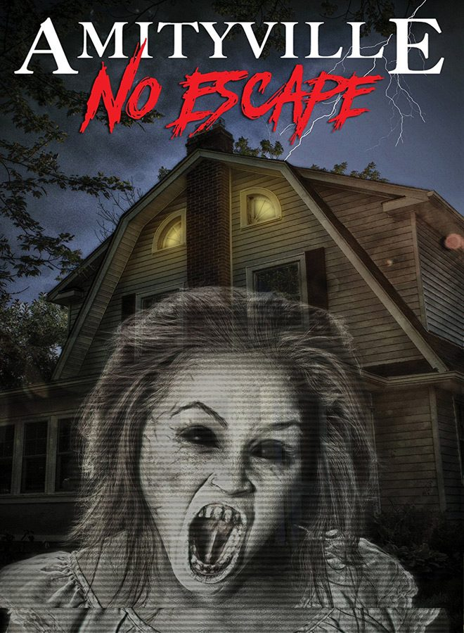amityville poster - Amityville Horror: No Escape (Movie Review)