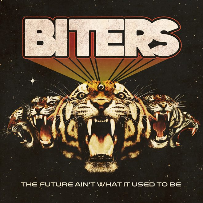 artwork - Biters - The Future Ain't What It Used To Be (Album Review)