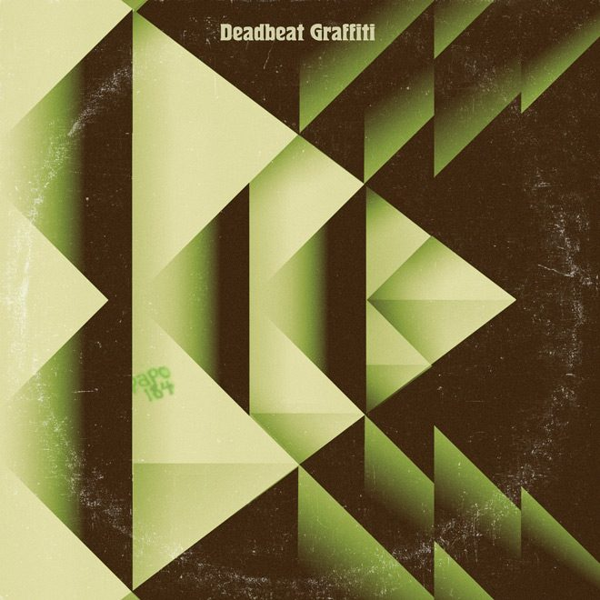 deadbolt - Black Pistol Fire - Deadbeat Graffiti (Album Review)