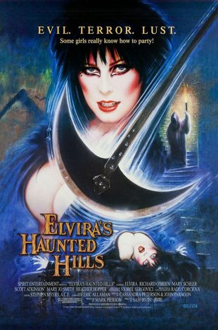 el house - Interview - Cassandra Peterson Talks Elvira