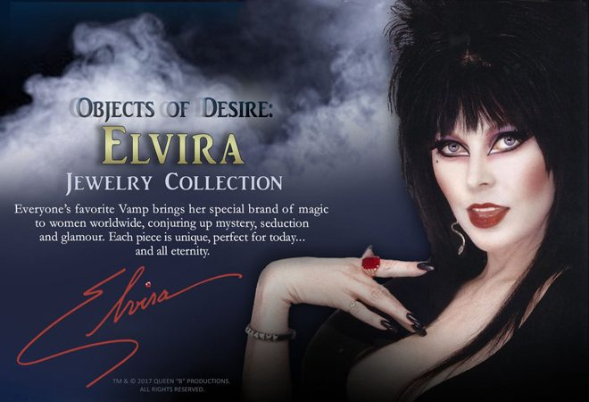 el jewl - Interview - Cassandra Peterson Talks Elvira