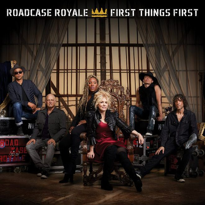 first things first - Interview - Nancy Wilson of Heart & Roadcase Royale