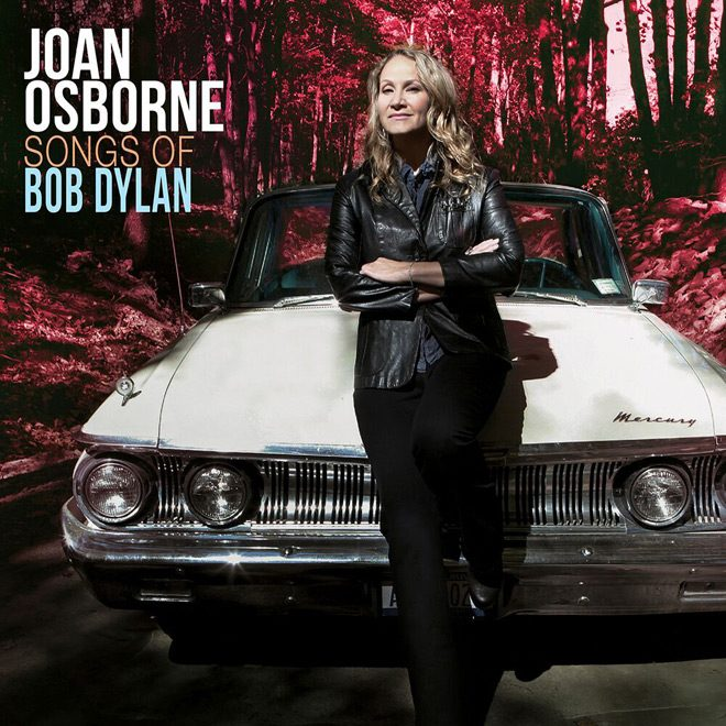 joan osborne songs of bob dylan album art - Joan Osborne - Songs of Bob Dylan (Album Review)