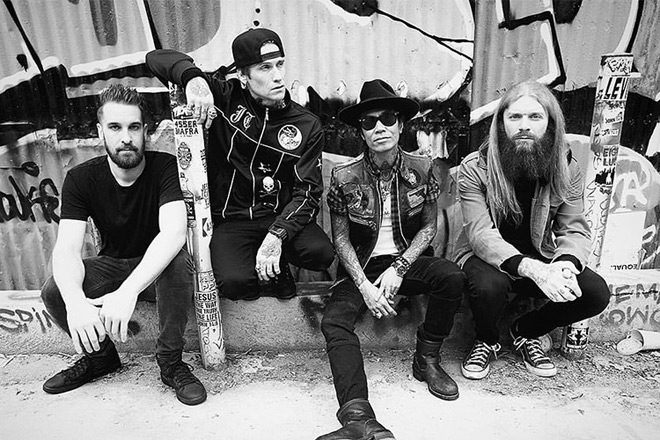 josh todd and the conflict - Interview - Josh Todd