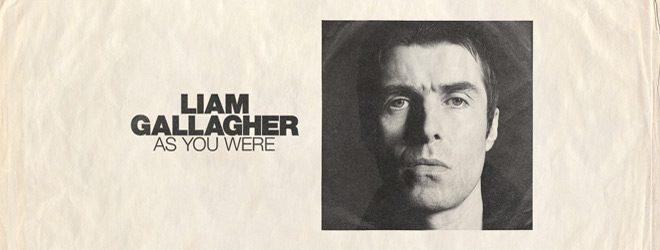 liam slide - Liam Gallagher - As You Were (Album Review)