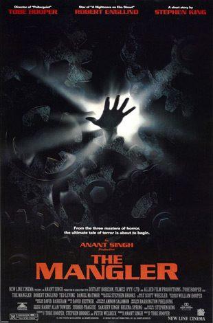mangler - Tobe Hooper - The Man Behind The Saw